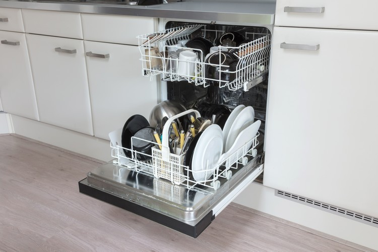 lave-vaisselle-ouvert