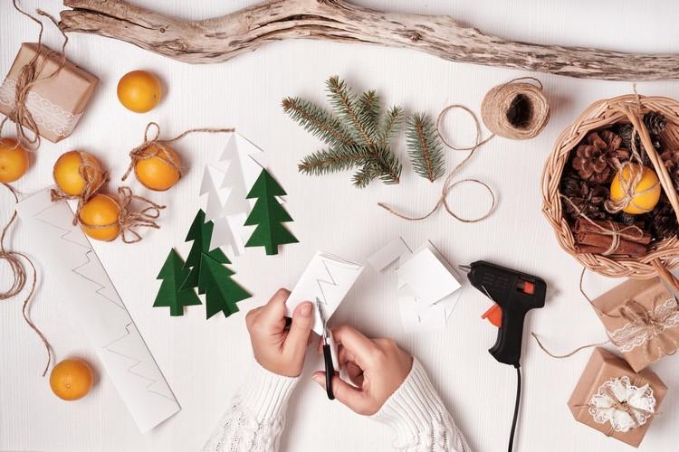 Cadeau de Noël DIY